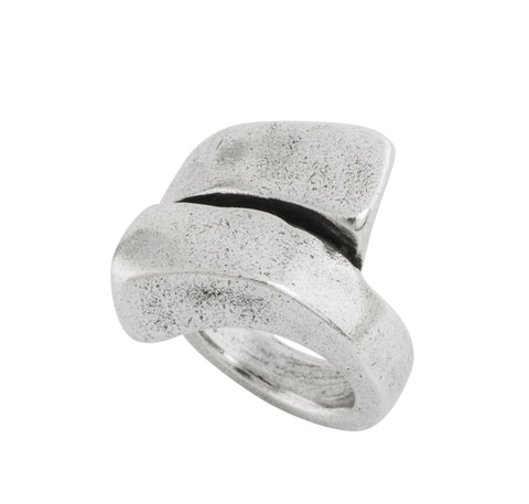 UNO de 50 - Silvery Locks Ring 4101007