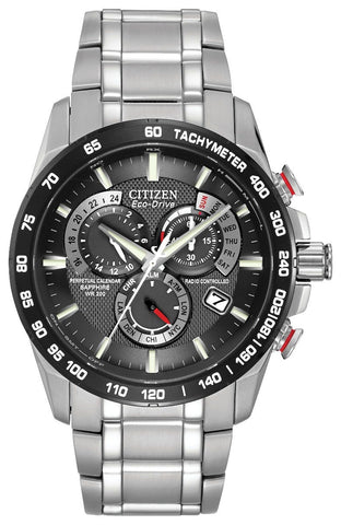 Citizen Eco Drive Gents Perpetual Chrono A-T Watch AT4008-51E 1050180