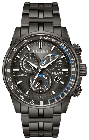 Citizen Eco Drive Gents Perpetual Chrono A-T Watch AT4127-52H 1003359
