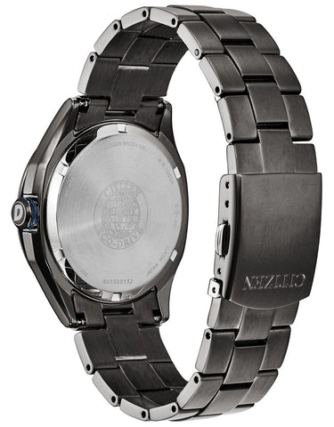 Citizen Eco-Drive Gents Bracelet Watch AW1147-52L