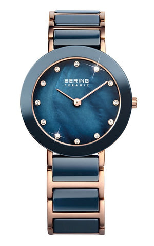 Bering Ladies Ceramic Collection Watch 11429-767