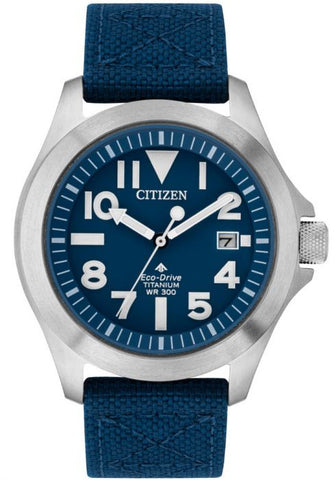 Citizen Promaster Tough Super Titanium Mens Watch BN0118-12L 1003348