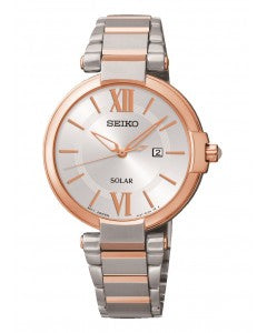 Seiko Solar Powered Ladies Watch SUT156P1 1004059