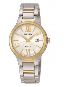 Seiko Ladies Two Tone Bracelet Watch SUT210P9 1004075