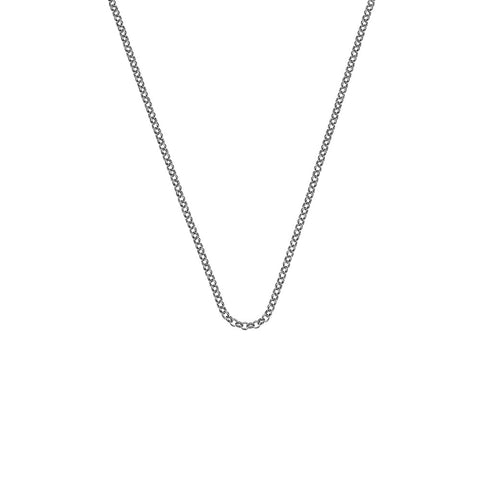 "Hot Diamonds Emozioni 24"" Sterling Silver Belcher Chain CH058 2104055"