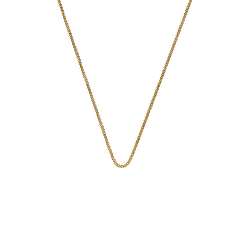 "Hot Diamonds Emozioni 24"" Gold Popcorn Chain CH061 2104058"
