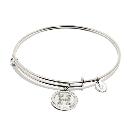 Chrysalis - Initial H Expandable Bangle 4214172 X
