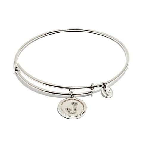 Chrysalis - Initial J Expandable Bangle 4214176