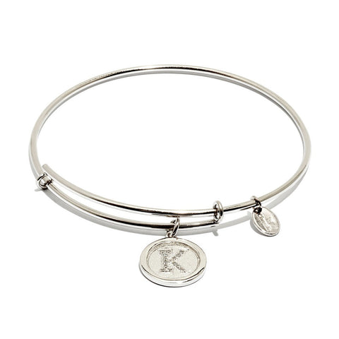 Chrysalis - Initial K Expandable Bangle 4214178