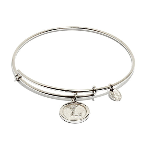 Chrysalis - Initial L Expandable Bangle 4214180 X