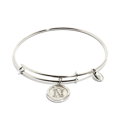 Chrysalis - Initial N Expandable Bangle 4214184