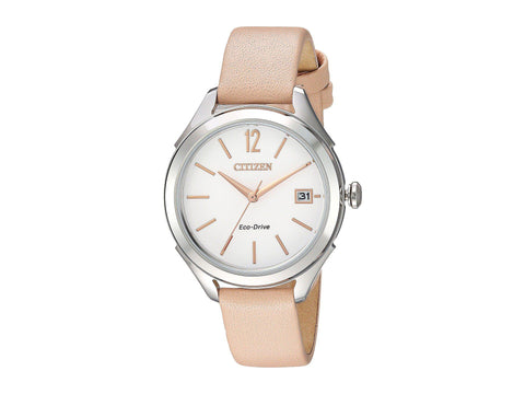 Citizen Ladies Silhouette Eco-Drive Watch FE6140-03A