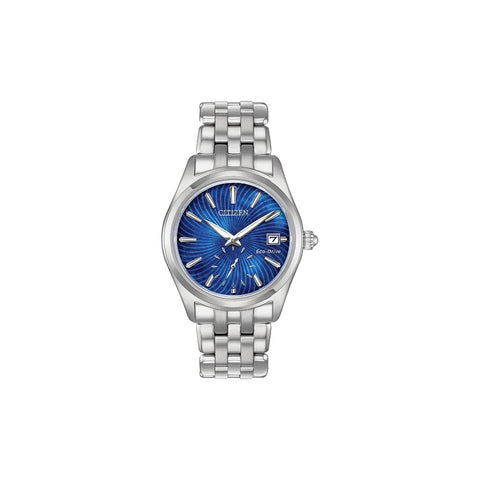 Citizen Eco-Drive Crystal Ladies Bracelet Watch EV1030-57N 1003330