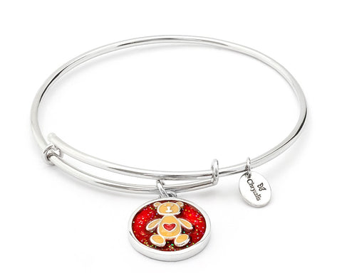 Chrysalis - Child's Teddy Bear Expandable Bangle 4214001 X