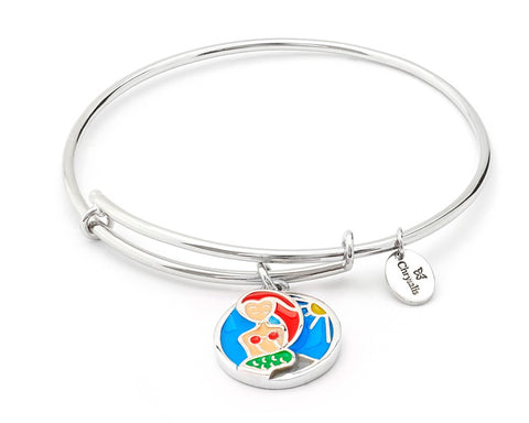 Chrysalis - Child's Mermaid Expandable Bangle 4214008 X