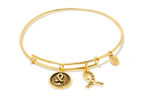 Chrysalis - Cousin Expandable Gold Plated Bangle 4214253