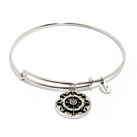 Chrysalis - Talisman Wheel Expandable Bangle 4214318