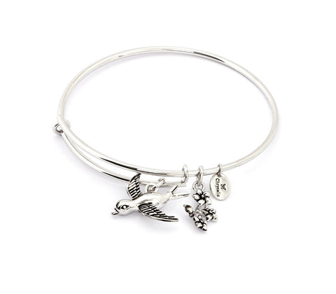 Chrysalis - Sparrow Expandable Bangle