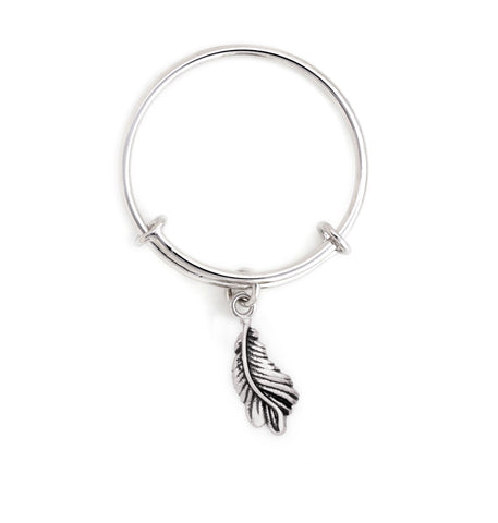 Chrysalis - Initial C Expandable Bangle 4214162