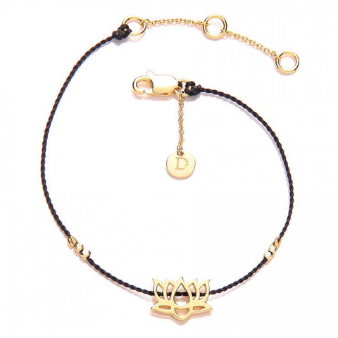 Hot Diamonds Go With the Flow Alluring Bracelet DC033 2005077