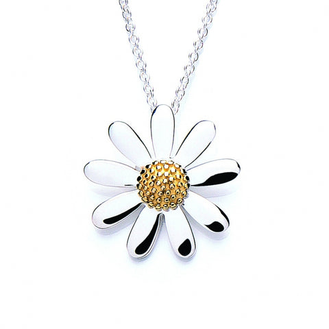 Daisy English 30mm Necklace N4007