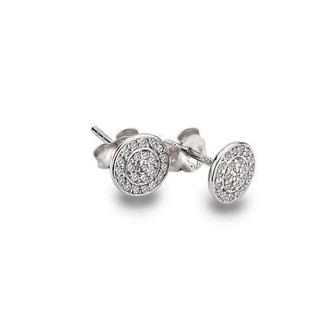 Hot Diamonds Flora Engaging Earrings DE582
