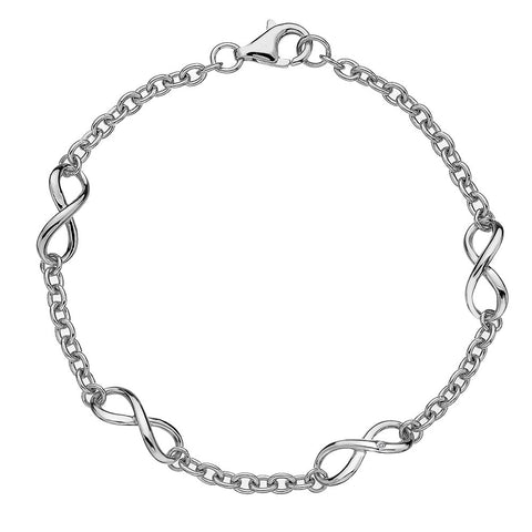 Hot Diamonds Infinity Bracelet DL293 2005039