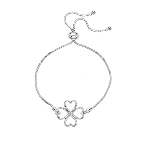 Hot Diamonds Lucky in Love Bracelet DL603
