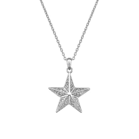 Hot Diamonds Star Pendant DP664 2010033 XXX