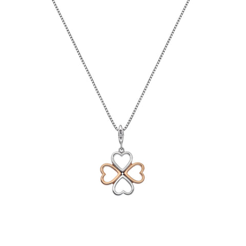 Hot Diamonds Lucky in Love Pendant DP769