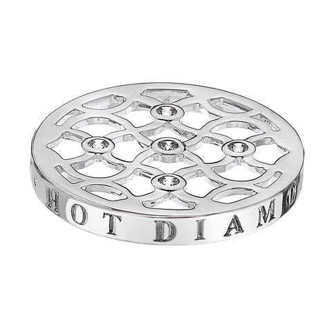 Hot Diamonds Emozioni Sparkling Mirage 33mm Coin EC025 2108025