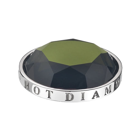 Hot Diamonds Emozioni Green Meadow 25mm Coin EC045 2108042