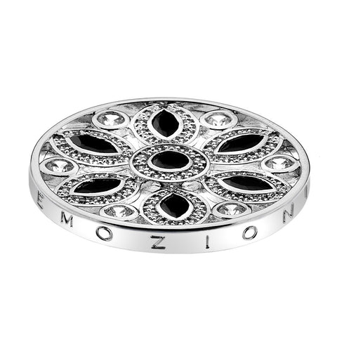 Hot Diamonds Emozioni Girasole Black 33mm Coin EC215 EC385 2108202