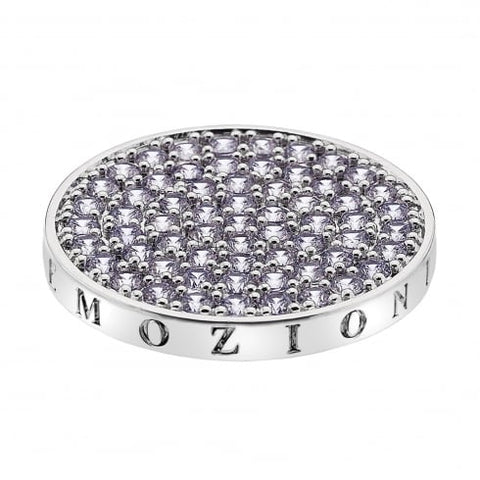 Hot Diamonds Emozioni Scintilla Lavender Calmness 33mm Coin EC438 EC350 2108303
