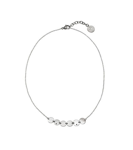 Edblad - Way Short Stainless Steel Necklace