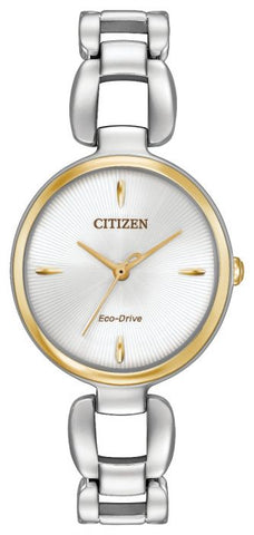 Citizen Eco-Drive Ladies Bracelet Watch EW1970-55H 1003085