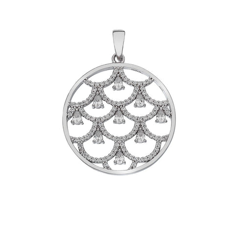 Hot Diamonds Emozioni Eleganza Lust Layer Pendant Charm EP017 2150013