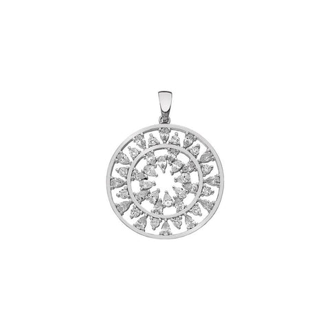 Hot Diamonds Emozioni Eleganza Large Passion Layer Pendant Charm EP015 2150011