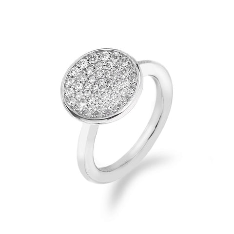 Hot Diamonds Emozioni Scintilla Ring ER005 2101113