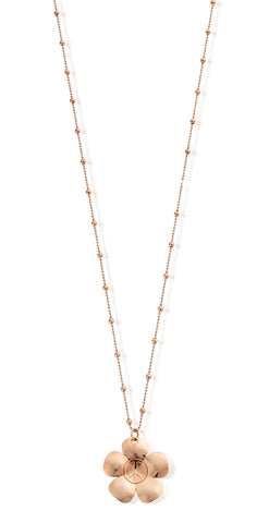 ChloBo - Eternal Calm Rose Gold Plated Necklace RCEC104 2204037