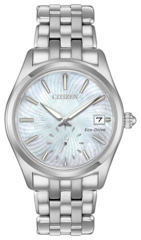 Citizen Silhouette Eco-Drive Ladies Bracelet Watch EV1030-57D 1003329