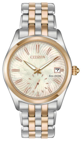 Citizen Silhouette Eco-Drive Ladies Bracelet Watch EV1036-51Y 1003331