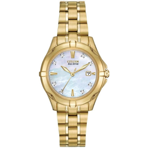 Citizen Ladies Eco-Drive Silhouette Watch EW1932-54D 1003093