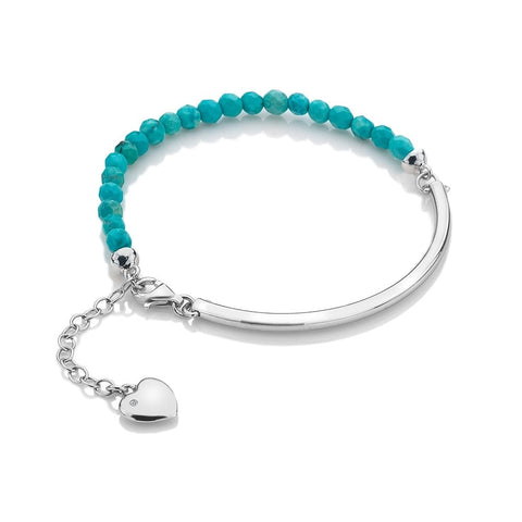 Hot Diamonds Turquoise Festival Bracelet DL307 2005062