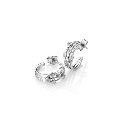 Hot Diamonds Tender Statement Earrings DE641