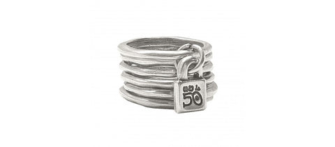 UNO de 50 - Prisoner Ring 4101074