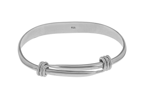 Tianguis Jackson Sterling Silver Slave Bangle BT2181 0401244