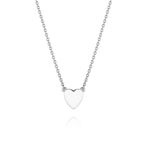 Daisy - Good Karma Heart Necklace KN3003 X