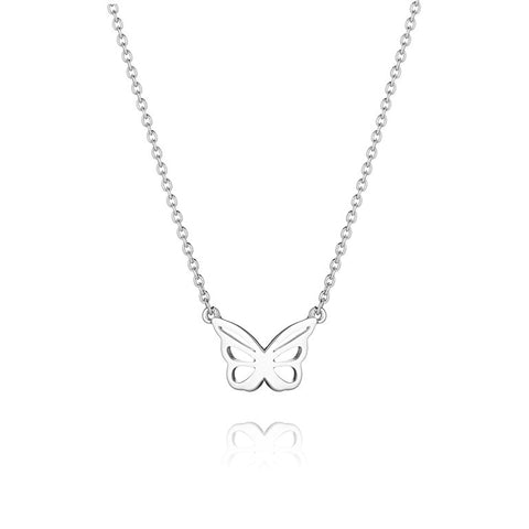 Daisy - Good Karma Butterfly Necklace KN3008 X