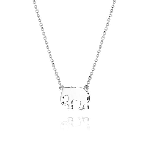 Daisy - Good Karma Elephant Necklace KN3012 X
